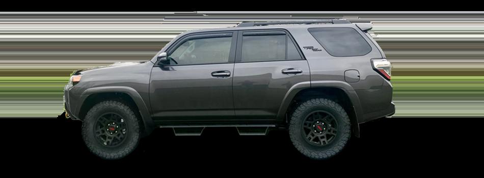 Jay Wolfe Toyota 4Runner Dominator Package