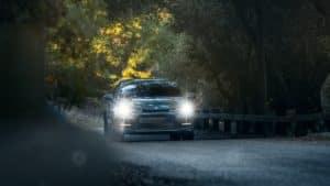 2020 Toyota Corolla LED Headlights