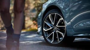 2020 Toyota Corolla Wheels