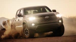 2020 Toyota Tacoma Front Grille