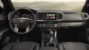 2020 Toyota Tacoma Upgraded Audio System