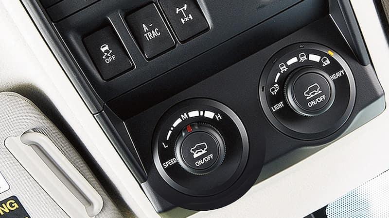 Toyota 4Runner Drive Modes
