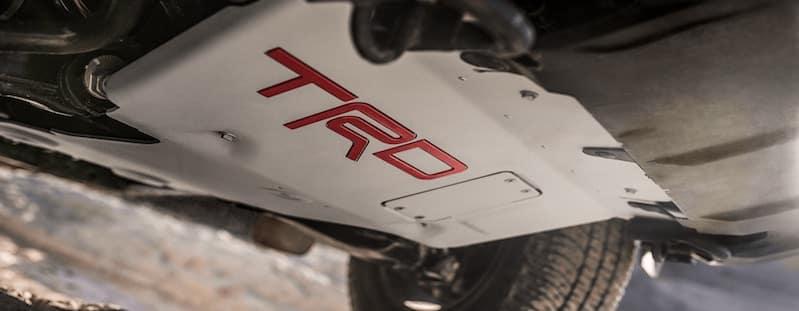 Tundra TRD Pro skid plate