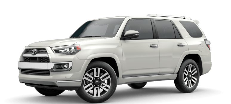 2020 Toyota 4Runner Classic Silver Metallic