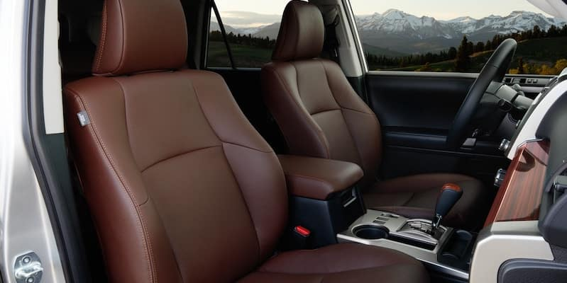 2020 Toyota 4Runner Seats