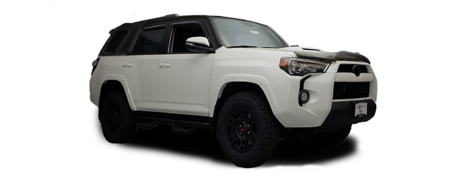 4Runner Stealth Full Blackout Top