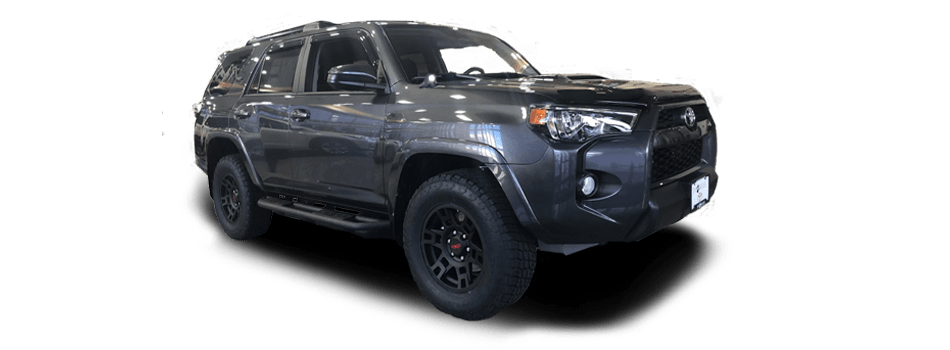 4Runner Baja Cliffhanger
