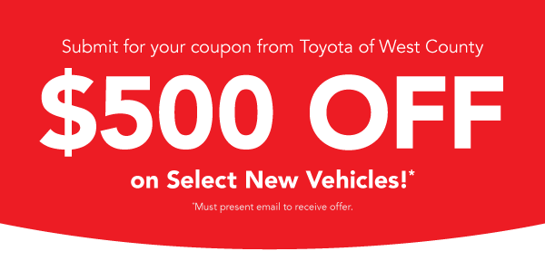 $500 Off on New Coupon