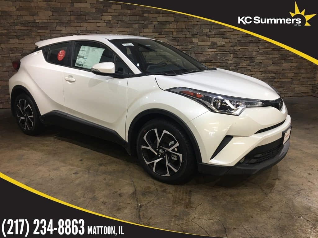 Toyota C-HR Lease