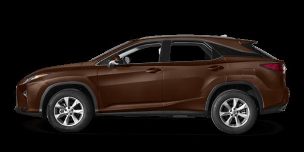 2017 Lexus RX white exterior