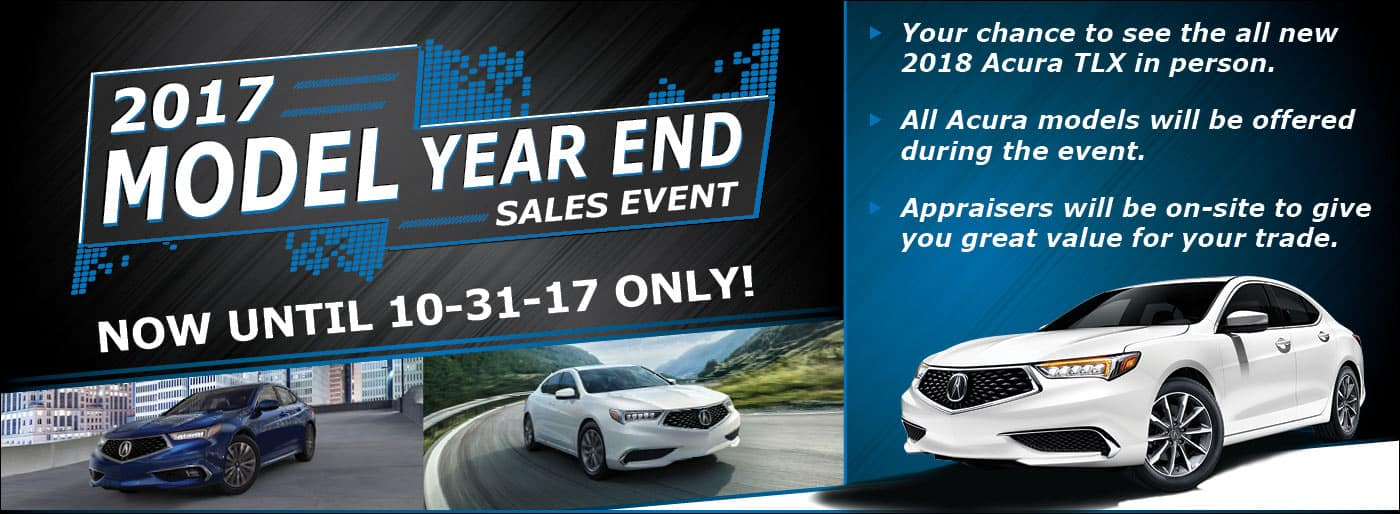 TLX Closeout Banner