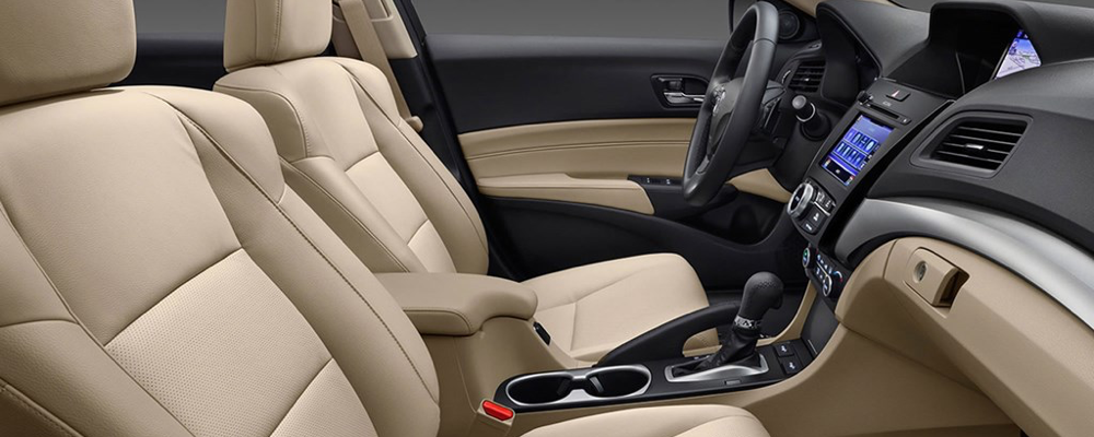 2018 Acura ILX Interior seating