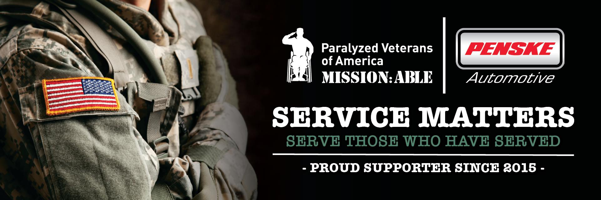 Kearny Mesa Acura PVA Service Matters Banner