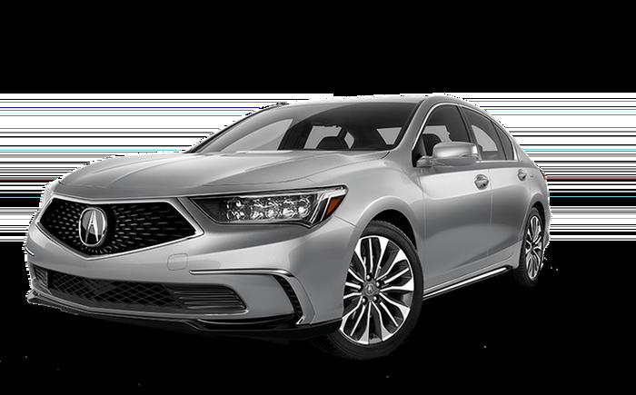 2018 Acura RLX 1