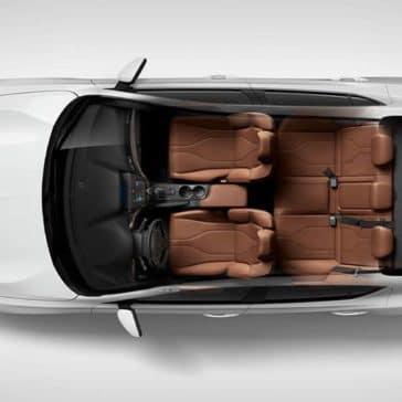 2020 Acura ILX Seating