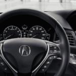 2020 Acura ILX Interior and Dashboard