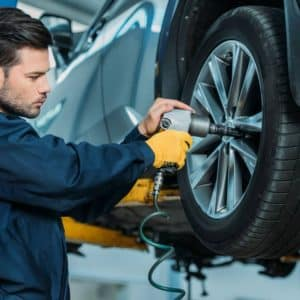 acura tire rotation service