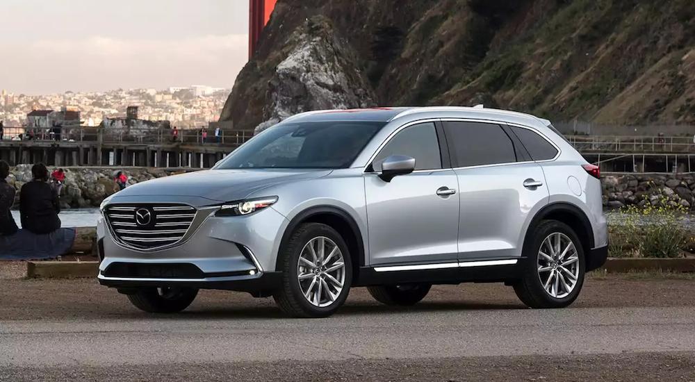 Mazda SUV 2018