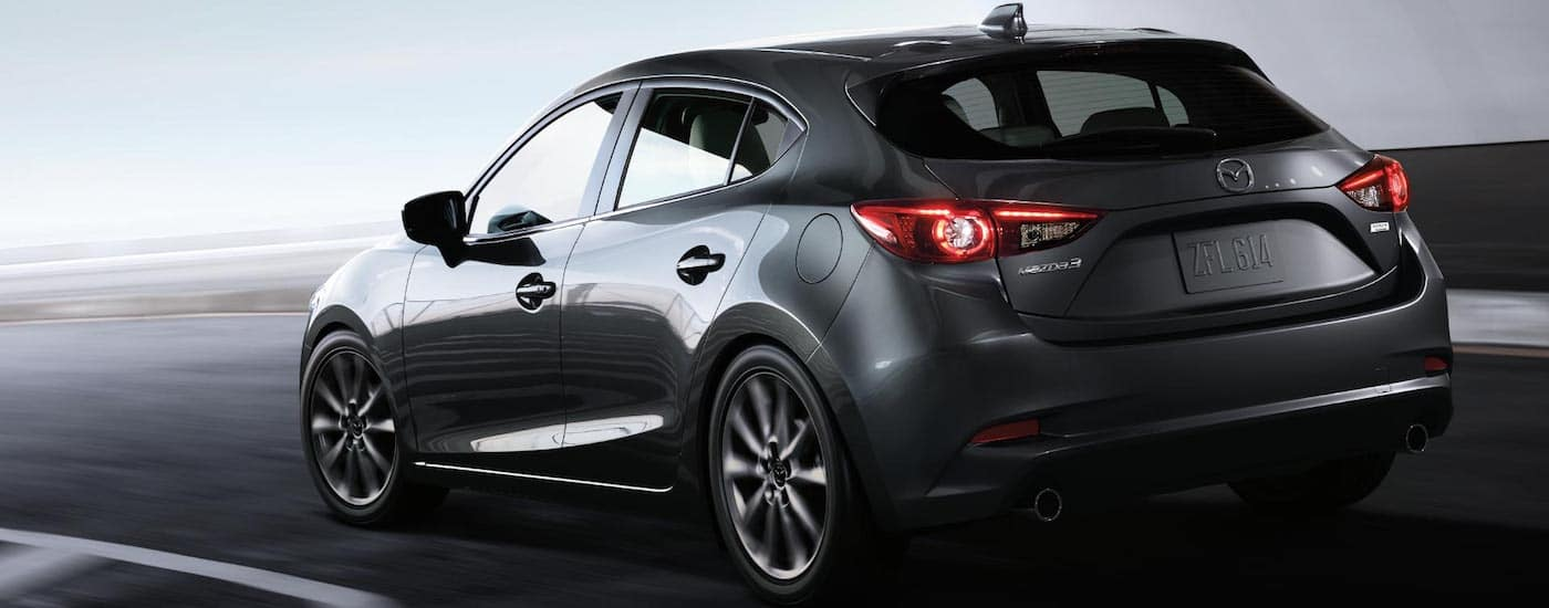 New Mazda 3 Safety