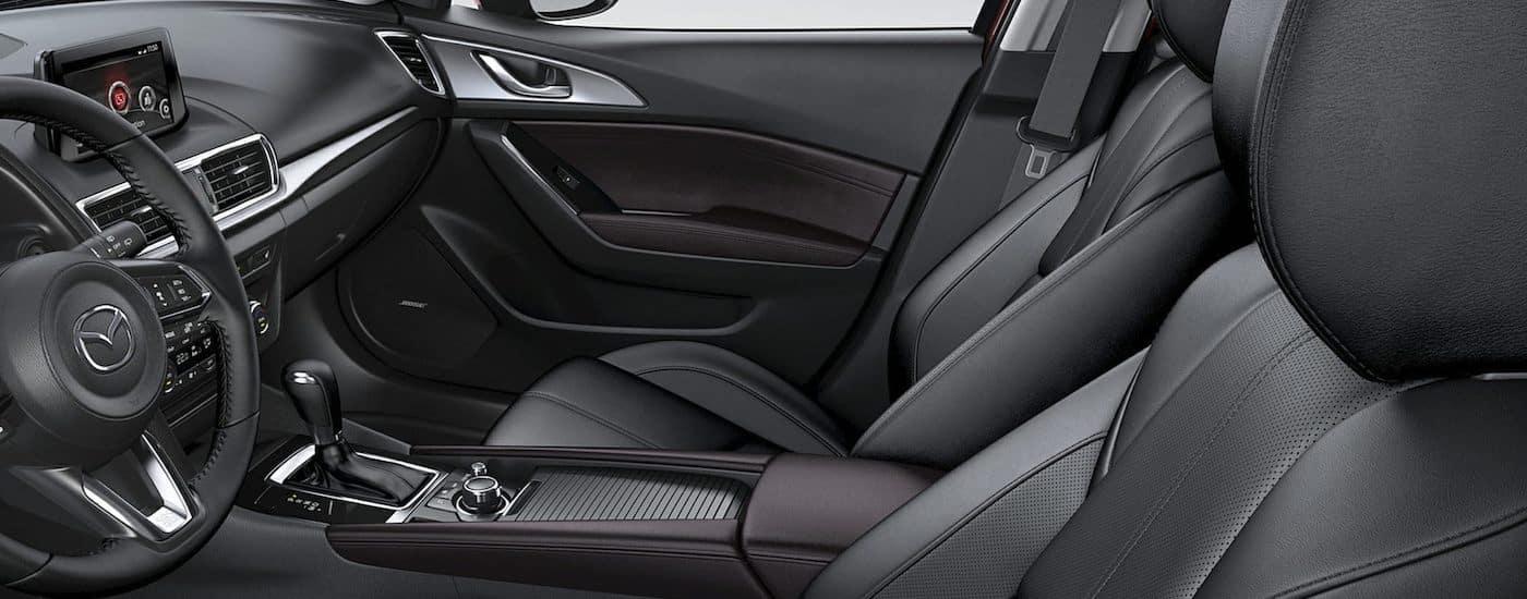 New Mazda 3 Technology