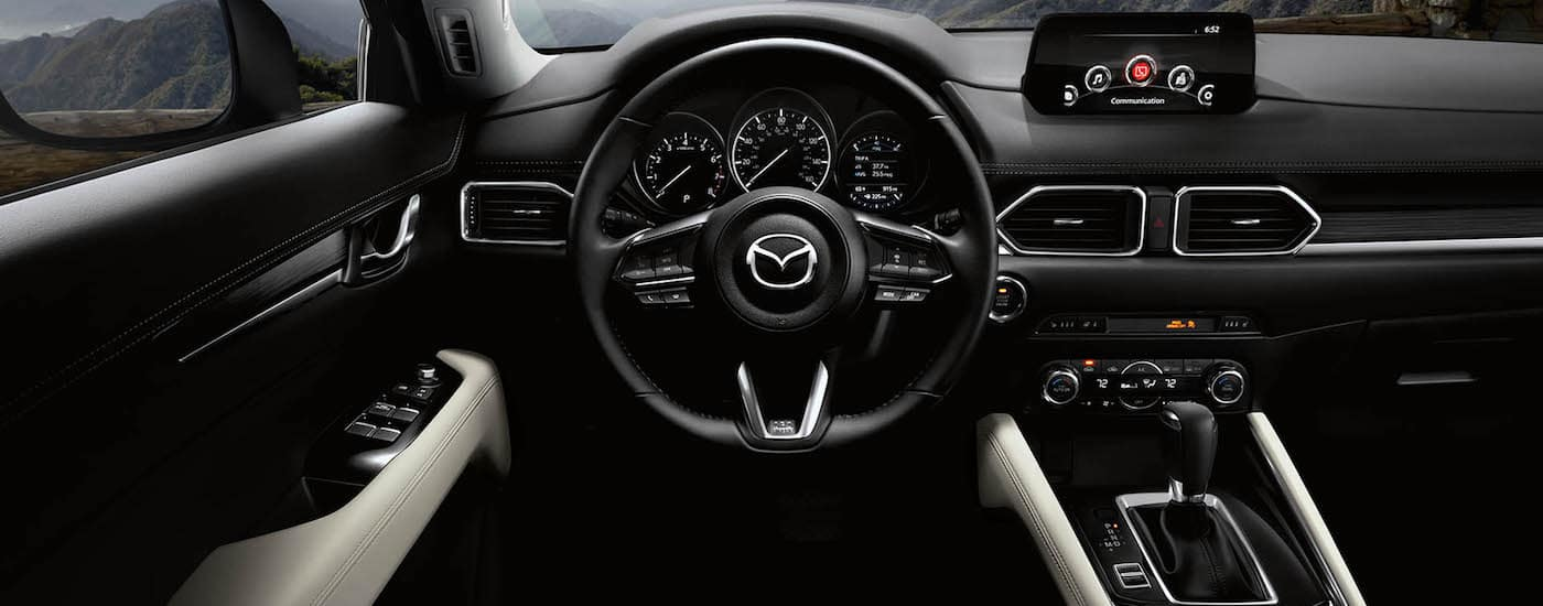 New Mazda CX-5 Features