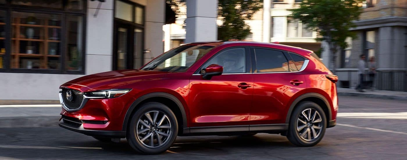 New Mazda CX-5 Safety
