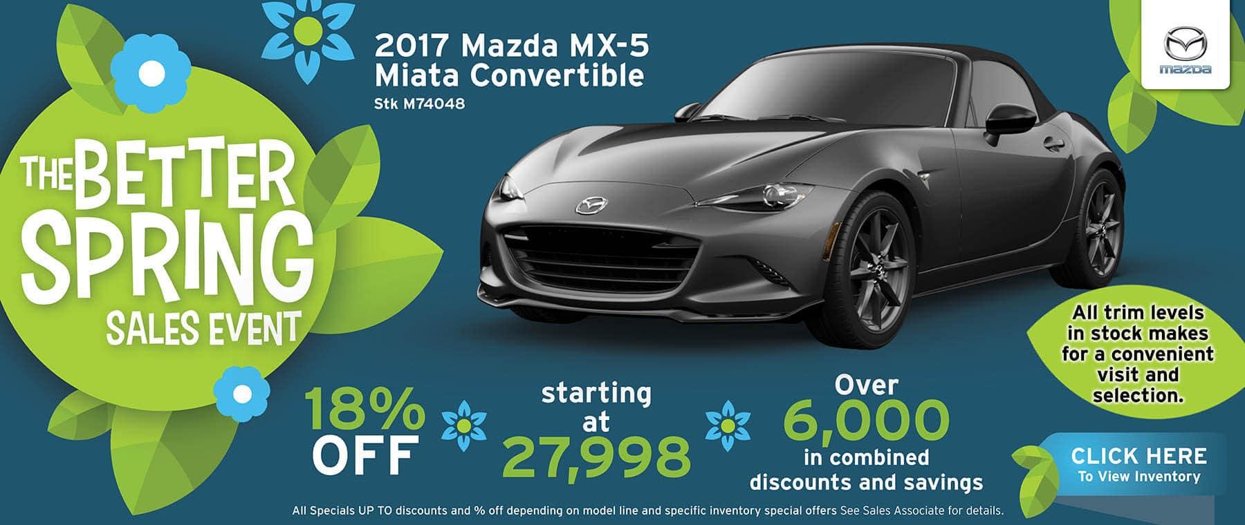 Keffer Mazda Mazda Dealer In Huntersville Nc