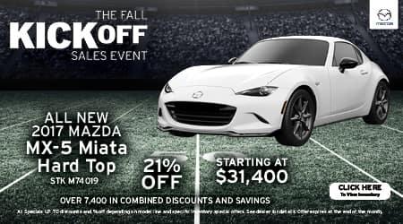 2017 Mazda MX-5 Miata Hard Top