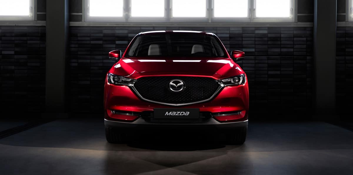 2019 MAZDA CX-5 vs 2018 MAZDA CX-5 near Charlotte