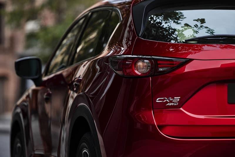 Davidson NC - 2019 Mazda CX-5's Exterior
