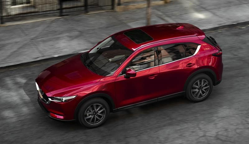 Davidson NC - 2019 Mazda CX-5's Overview