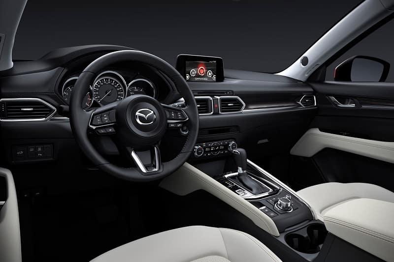 Davidson NC - 2019 Mazda CX-5's Interior