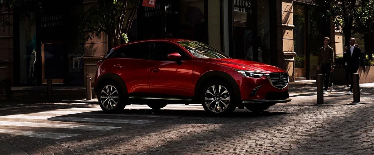 2019 MAZDA CX-3 vs 2018 MAZDA CX-3 near Charlotte