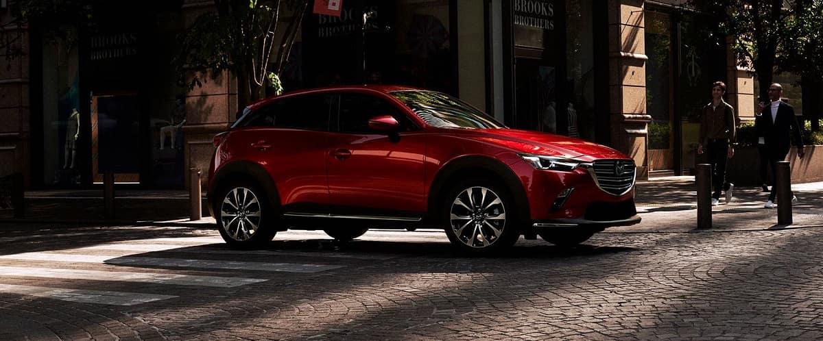 Davidson Area 2019 Mazda CX-3