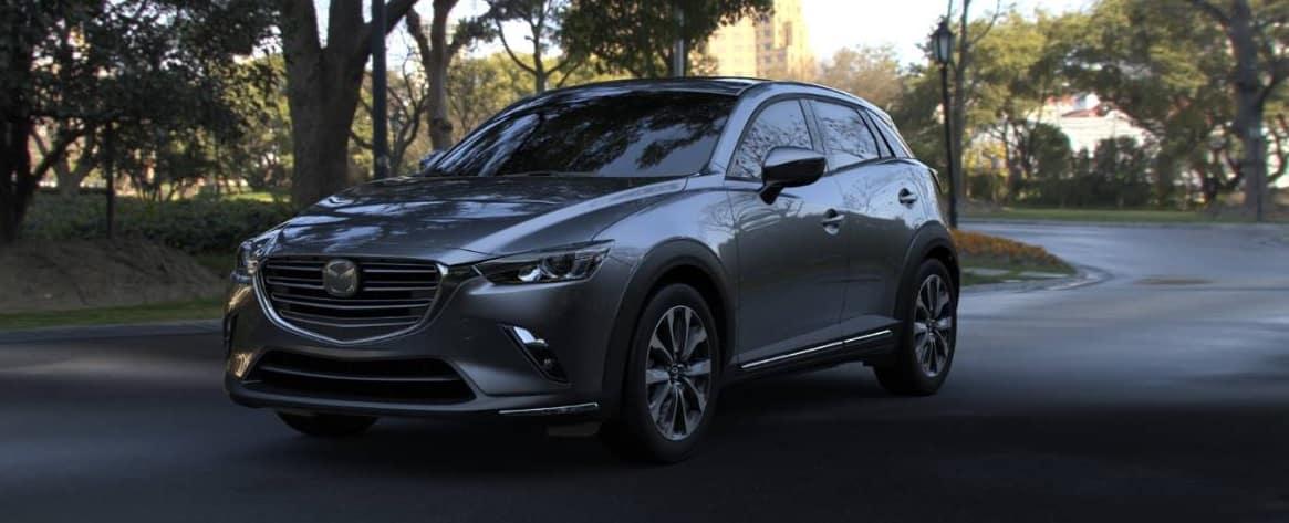 Davidson NC - 2019 Mazda CX-3's Overview