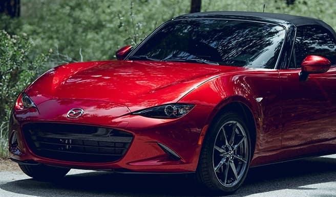 Davidson NC - 2019 Mazda MX-5 Miata's Exterior