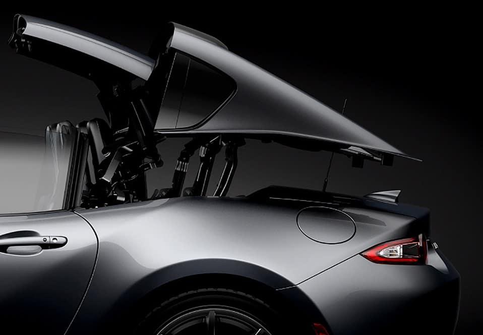 Davidson NC - 2019 Mazda MX-5 Miata's Interior