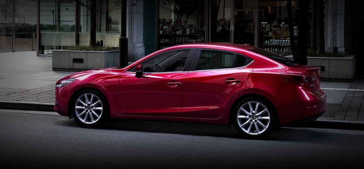 Huntersville NC - 2018 Mazda3's Overview
