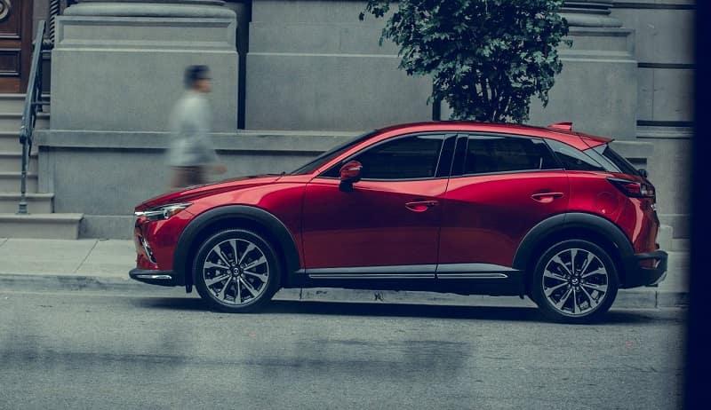 Charlotte NC - 2019 Mazda CX-3's Overview