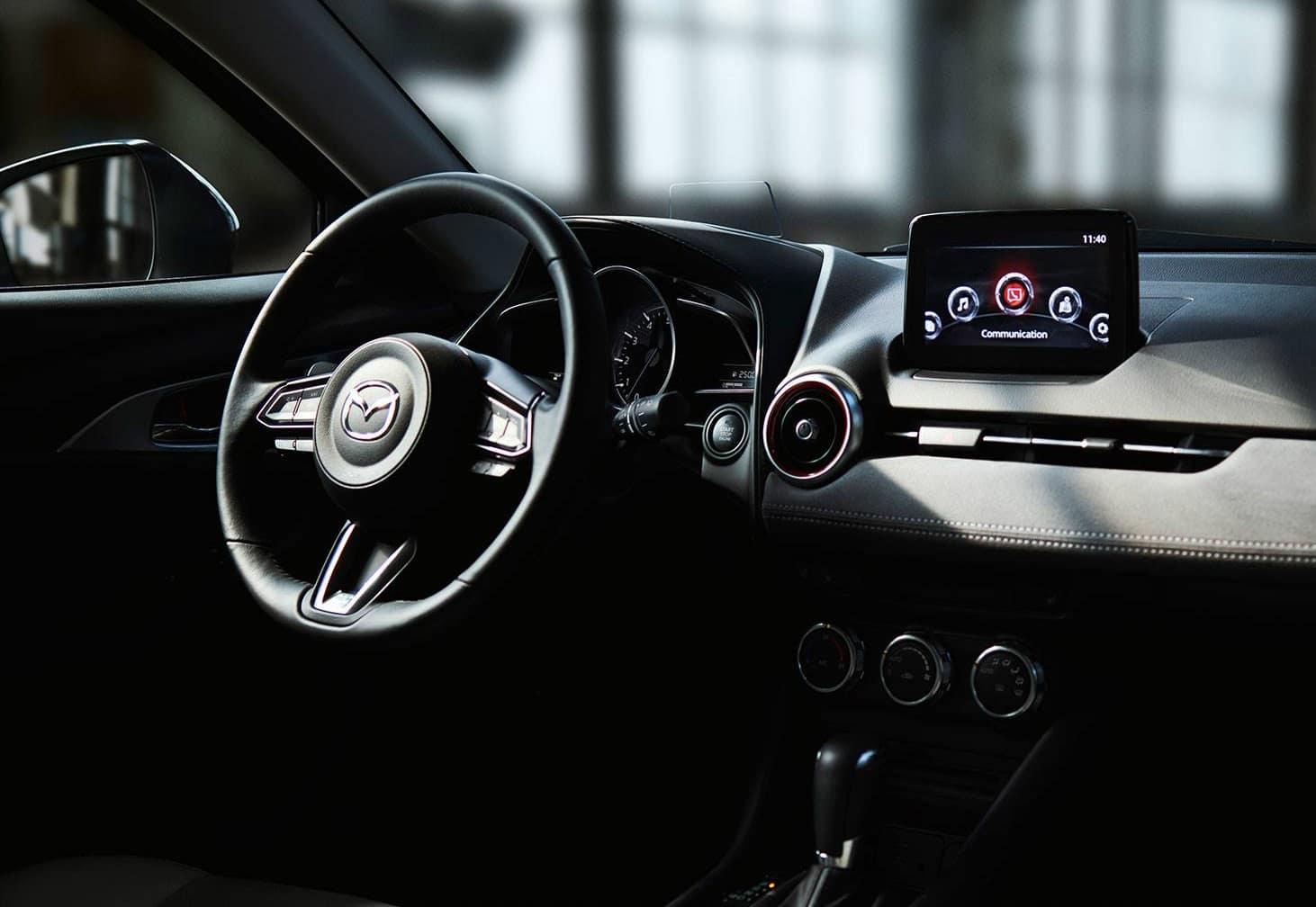 Charlotte NC - 2019 Mazda CX-3's Interior
