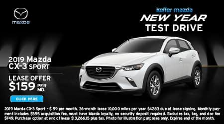 2019 Mazda CX-3 Sport