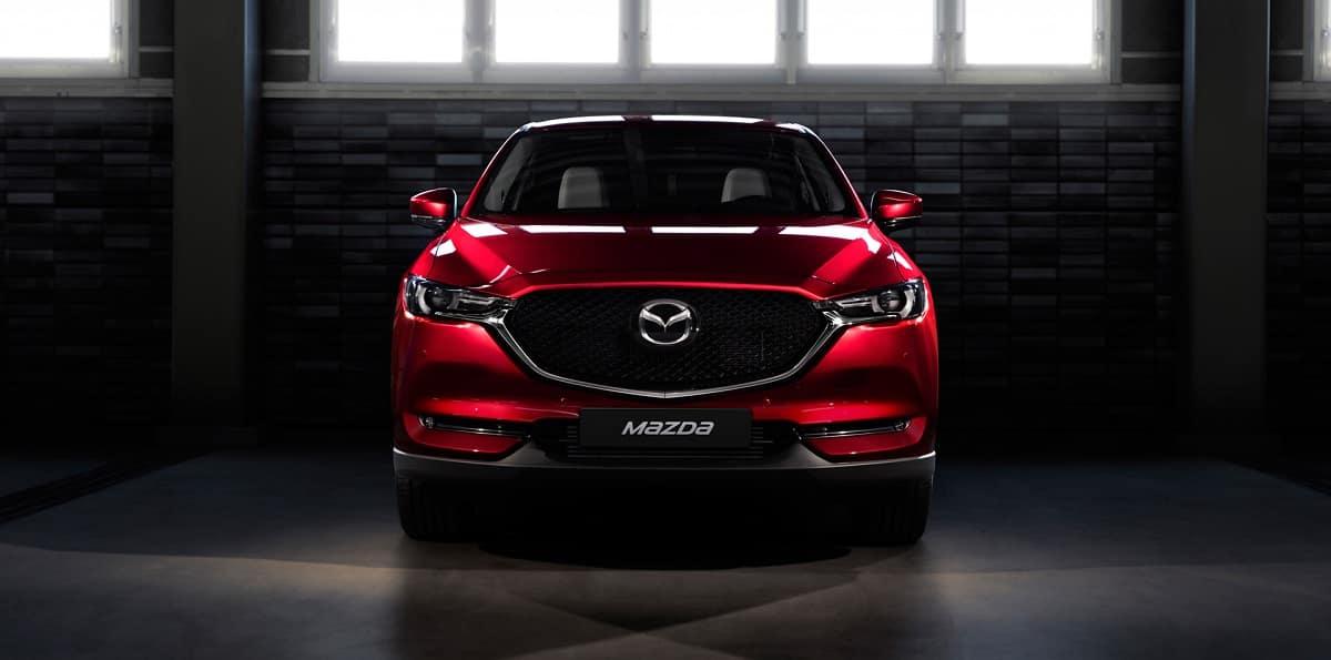 2019 Mazda CX-5 repair near Mooresville NC