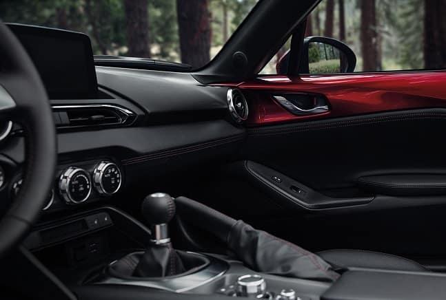 Huntersville NC - 2019 Mazda MX-5 Miata's Interior