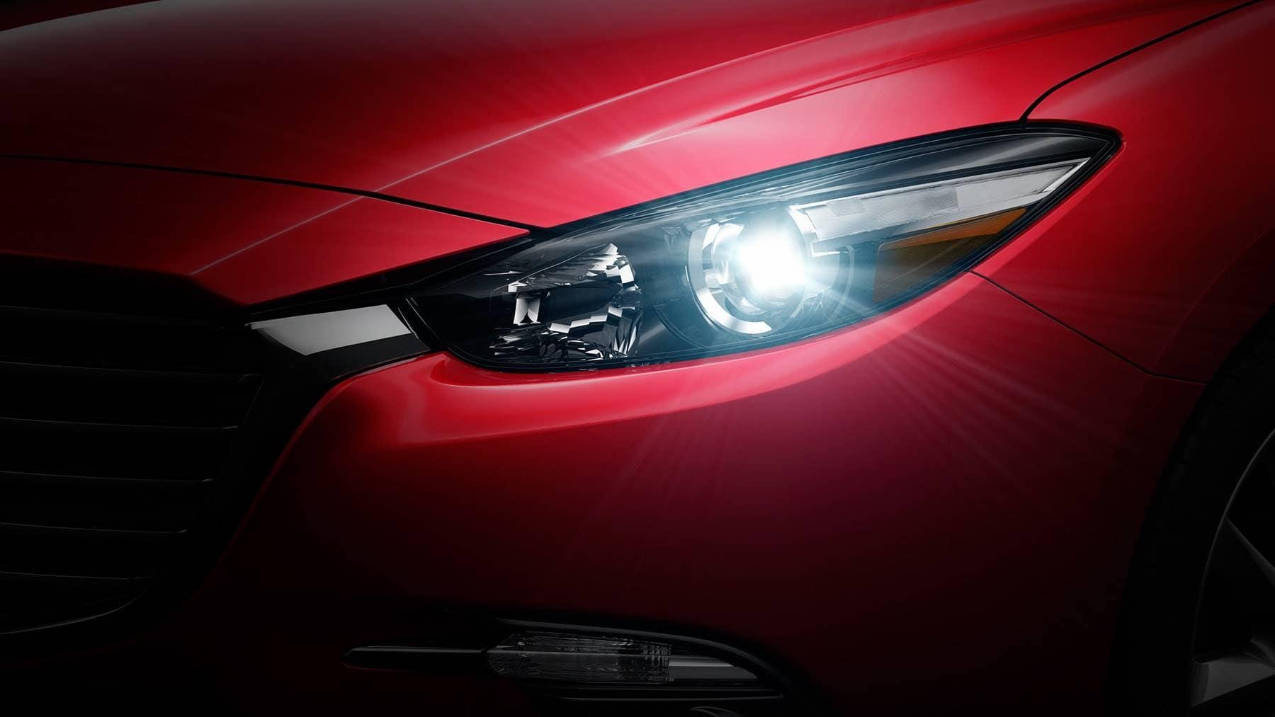 Mooresville NC - 2019 Mazda3 Sedan's Exterior