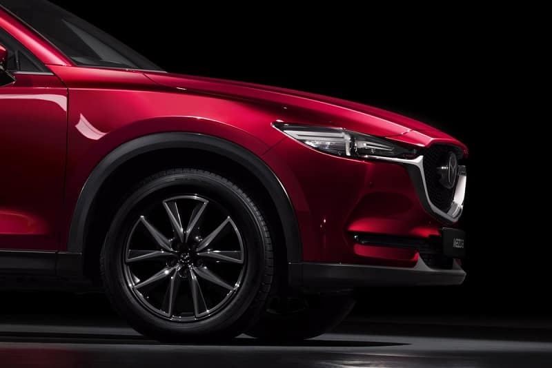 Mooresville NC - 2019 Mazda CX-5's Mechanical