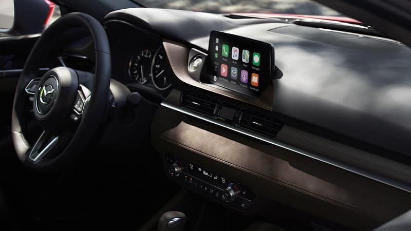 Huntersville NC - 2019 Mazda6's Interior
