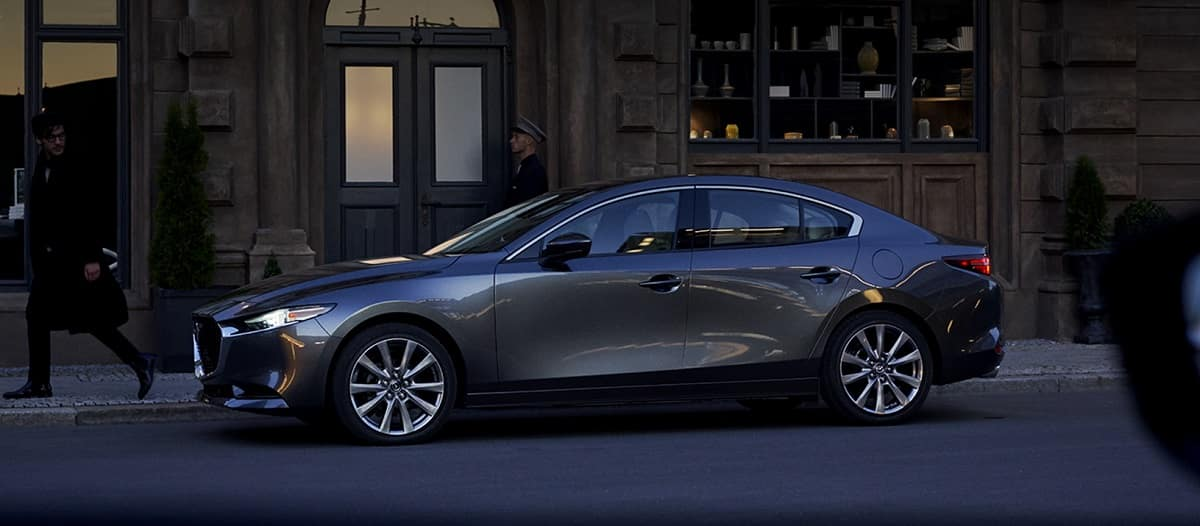 Huntersville NC - 2019 Mazda3's Exterior