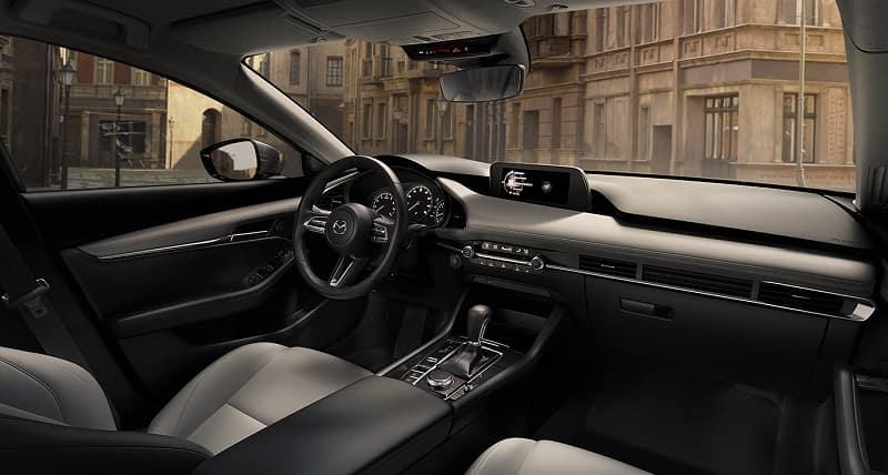 Huntersville NC - 2019 Mazda3's Interior