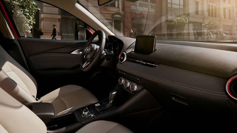 Huntersville NC - 2019 Mazda CX-3's Interior