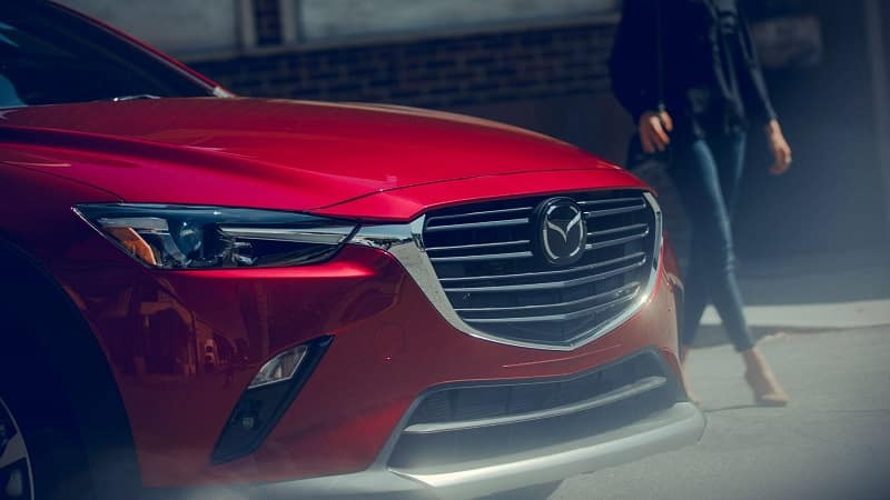 Huntersville NC - 2019 Mazda CX-3's Mechanical